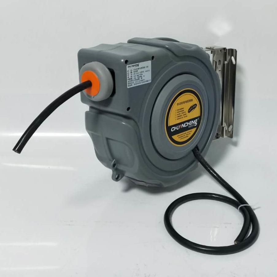 电源线收线器