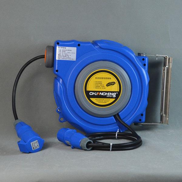 220V工业插座电缆卷轴 CH-15JF